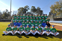 01-29-2015, UWF Baseball Headshots