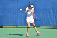 02-15-2015, womens and mens tennis, UWF Argos vs University of North Alabama Lions, 6934