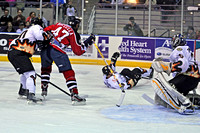 84 , Pensacola Ice Flyers vs Mississippi RiverKings 02-25-2012 Ice hockey, sports photography