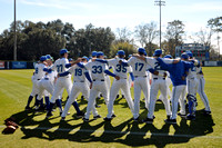 01-31-2015, UWF Baseball, First game of the season, Pensacola Florida, 0033