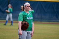 02-03-2014, UWF Argos vs Southern Arkansas, Softball, Sport Photography, 5156