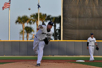04-03-2014, Blue Wahoos vs Tennessee Smokies