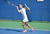 02-15-2015, womens and mens tennis, UWF Argos vs University of North Alabama Lions, 6957