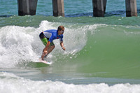 9, Surfers at the Pensacola Beach Florida, 04-26-2012