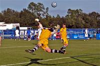 """2011 NCAA Men's Soccer Championship Finals; Lynn vs Fort Lewis 12-3-11"", ""Emmele Photography"", ""Emmele Photography"", ""Uwf Argonauts"", ""Uwf Argonauts"", ""action sports photography"", argonauts, argonaut"