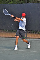 117, Men's Future Championships at Roger Scott Center, Tennis