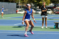03-18-2014, womens tennis, uwf Argos vs Georgia College, 1709