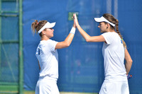 02-15-2015, womens and mens tennis, UWF Argos vs University of North Alabama Lions, 6951