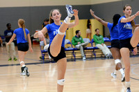 09-04-2015, UWF Womens volleyball, sport, action photography, Pensacola, Florida, 0713