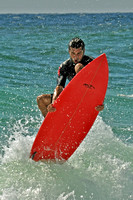 1, Surfer at the Pensacola Beach Florida,sport