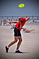 """frizbee players""""sport photography""""cool action photography""""photos of a cool sport""""guys at the beach"""