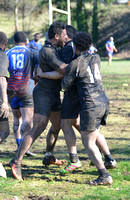 Rugby at Pat Ryan Field, sport photography, Seattle, Washington 03-18-2017, 0971