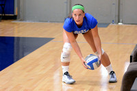09-04-2015, UWF Womens volleyball, sport, action photography, Pensacola, Florida, 0728