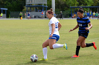 10-04-2015, UWF Argos vs Shorter, soccer photography, action and sport photography, womens soccer, 2492