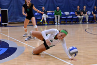 09-04-2015, UWF Volleyball, second game