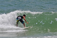 2, Surfers at the Pensacola Beach Florida, 04-26-2012