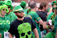 38th Annual St.Patrics  Day Run, 5k Prediction Run, Pensacola Florida, 0320