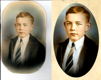 Photo Restorations, Logos, Services