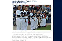 8, milb blog site screenshot, Blue wahoos Team, 2013