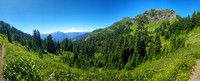 Yellow Aster Butte Mountain Trail Hike, Washington, Landscape Photography, 08-04-2016, 120400
