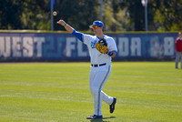 01-31-2015, UWF Baseball, First game of the season, Pensacola Florida, 4789