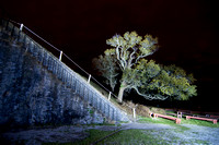 263, Light Painting At Fort Pickens Florida, Emmele Photography