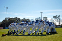 01-31-2015, UWF Baseball, First game of the season, Pensacola Florida, 0039