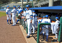 01-31-2015, UWF Baseball, First game of the season, Pensacola Florida, 0006