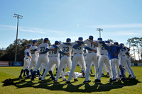 01-31-2015, UWF Baseball, First game of the season, Pensacola Florida, 0035